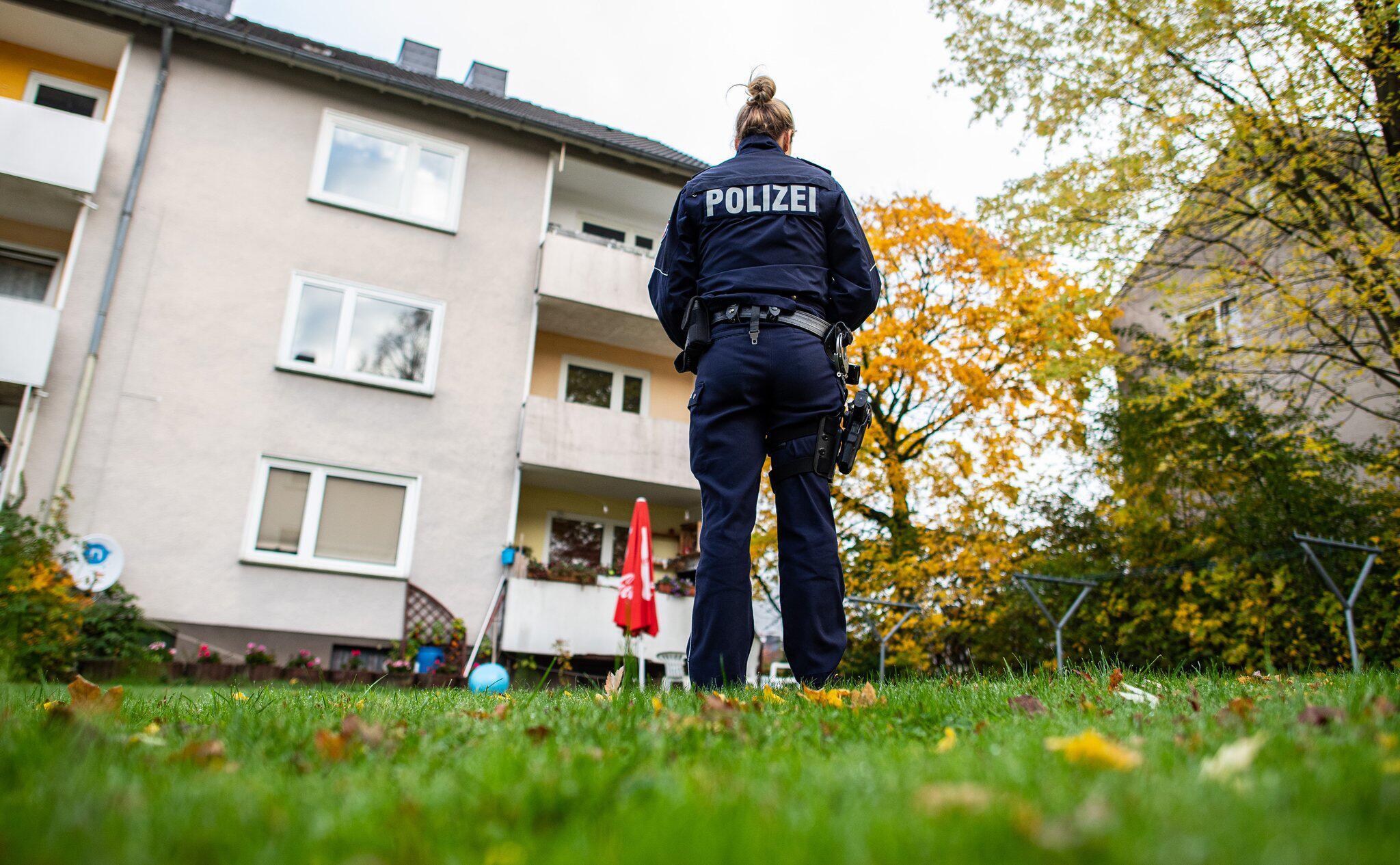 Bild zu Detmold, Polizei