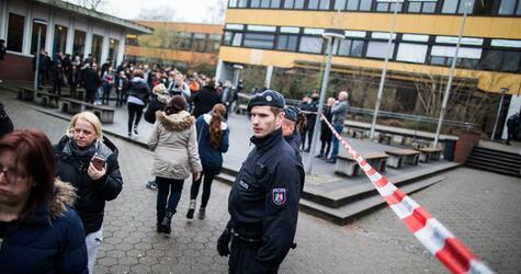Pupil killed in Luenen