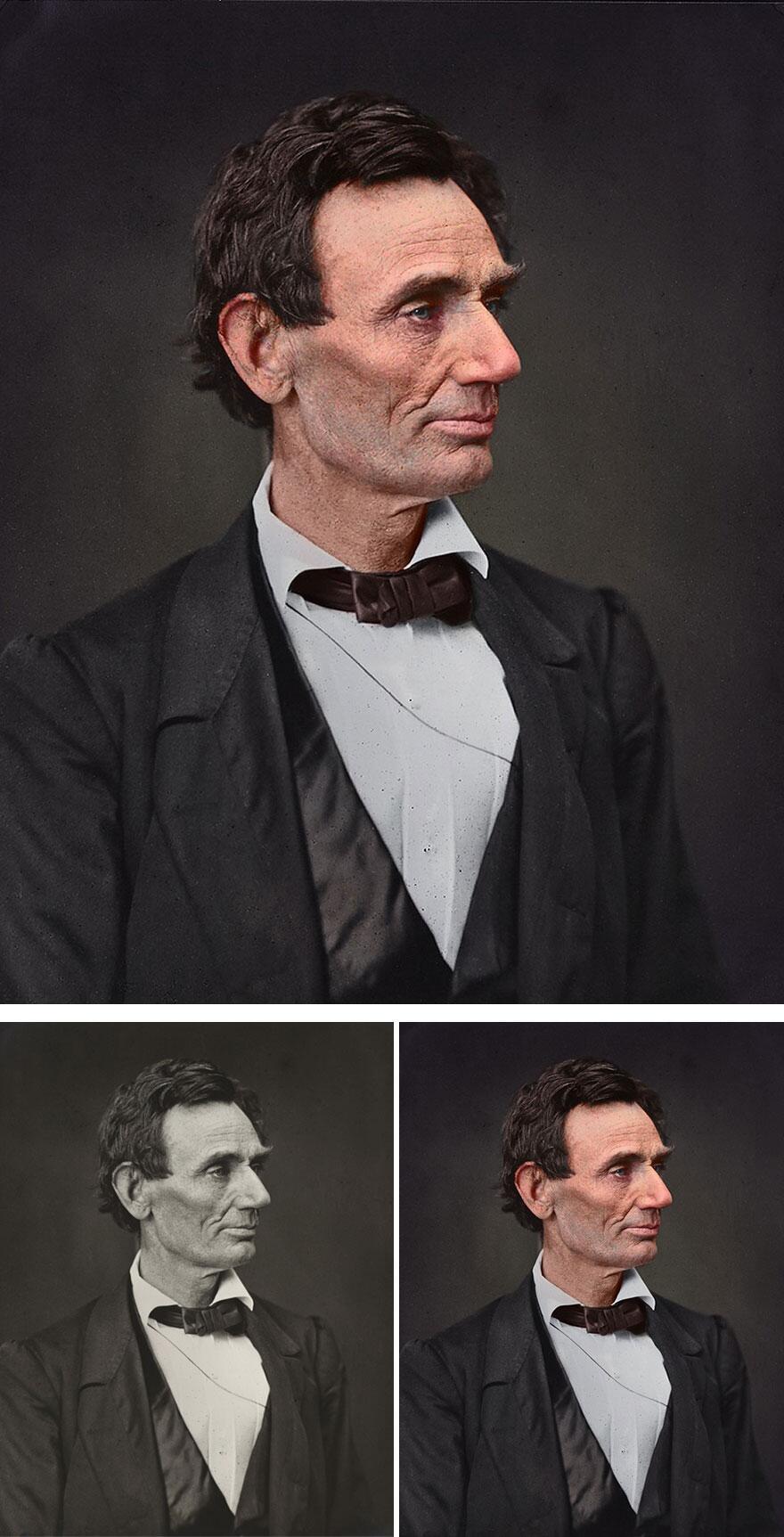 Bild zu Abraham Lincoln