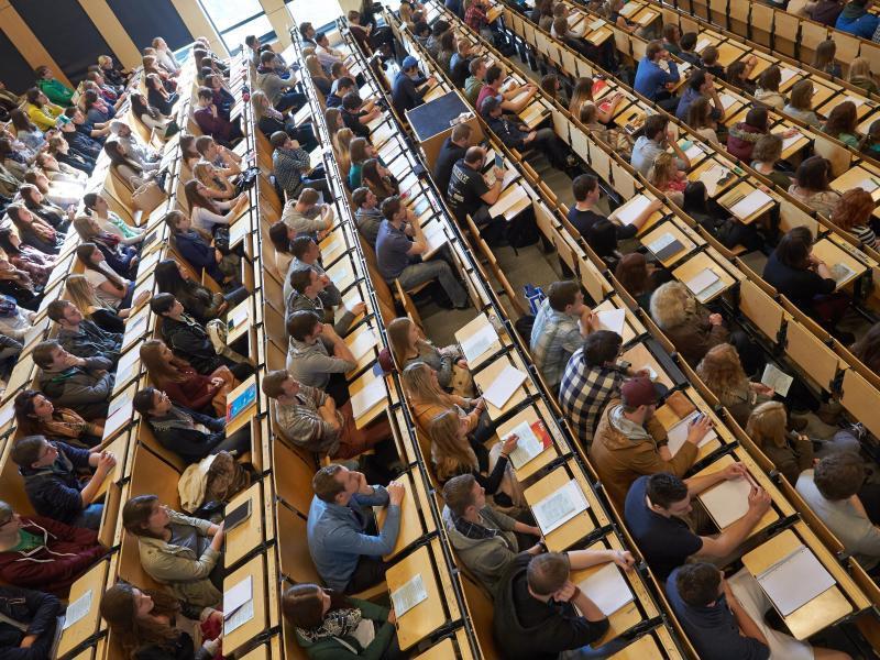 Bild zu Erstsemester an Universität Koblenz