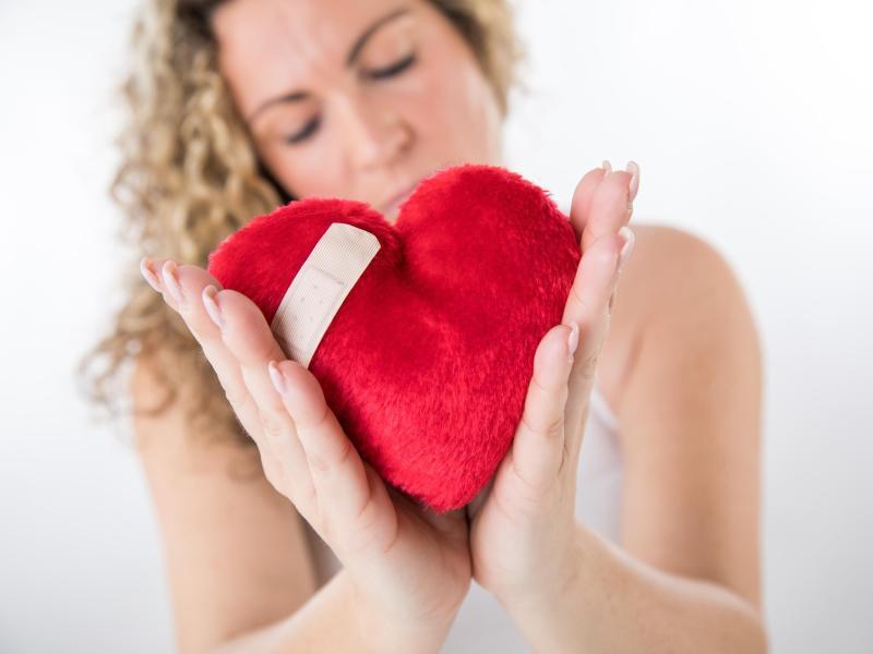 Bild zu Broken Heart Syndrom