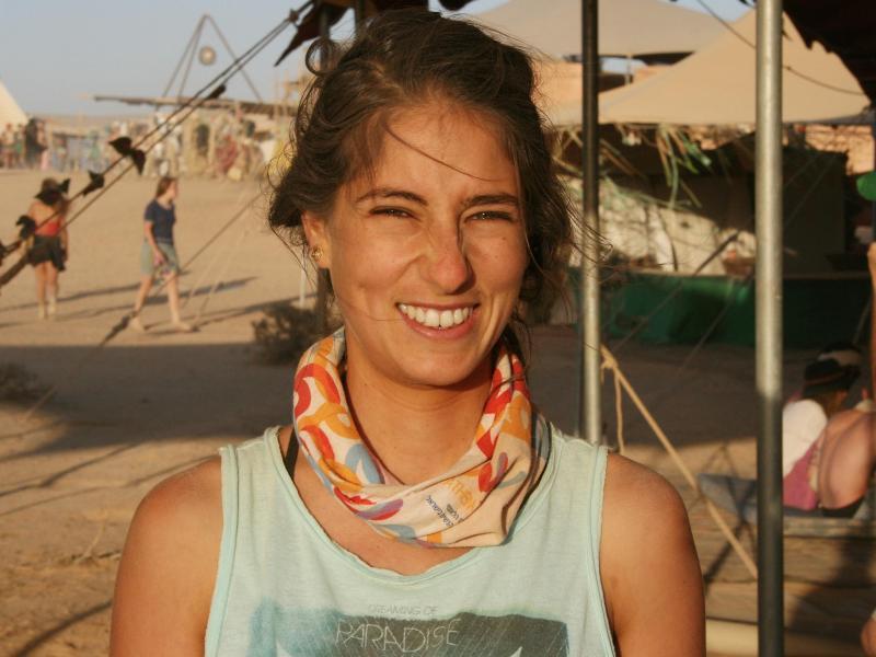 Bild zu Midburn 2016 in der Negev-Wüste