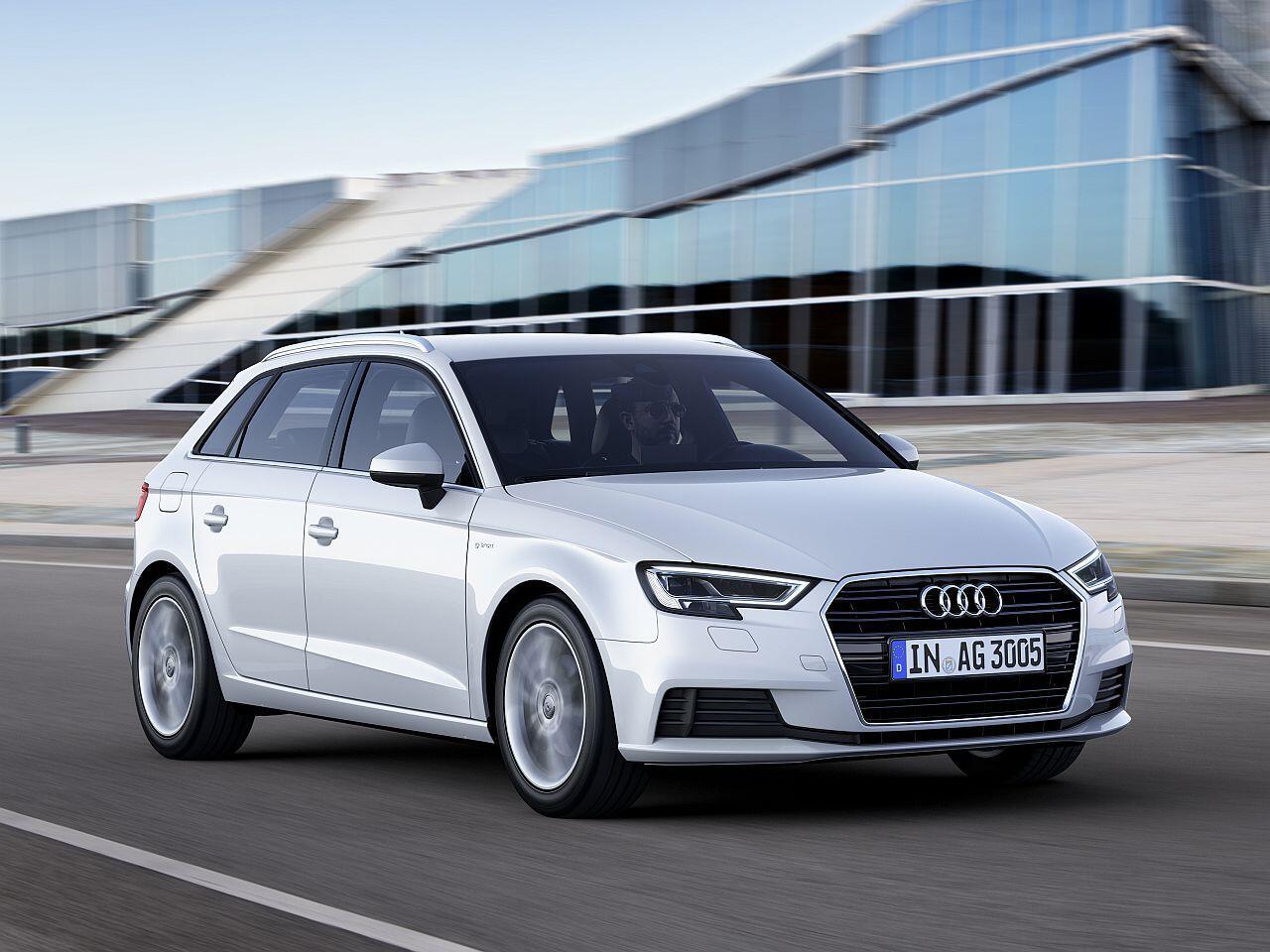 Bild zu Platz 10: Audi A3/S3/RS3