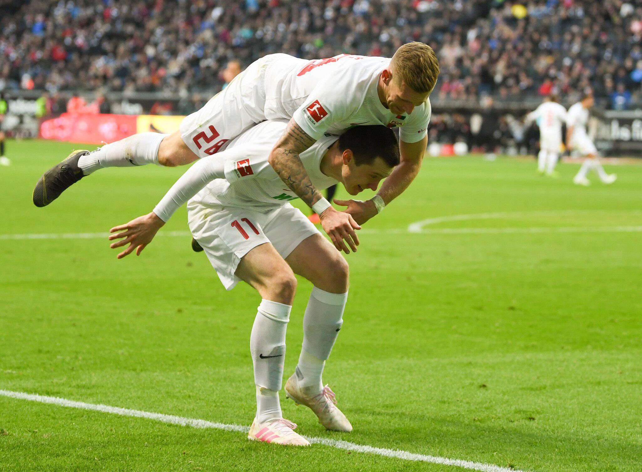 Bild zu Eintracht Frankfurt - FC Augsburg
