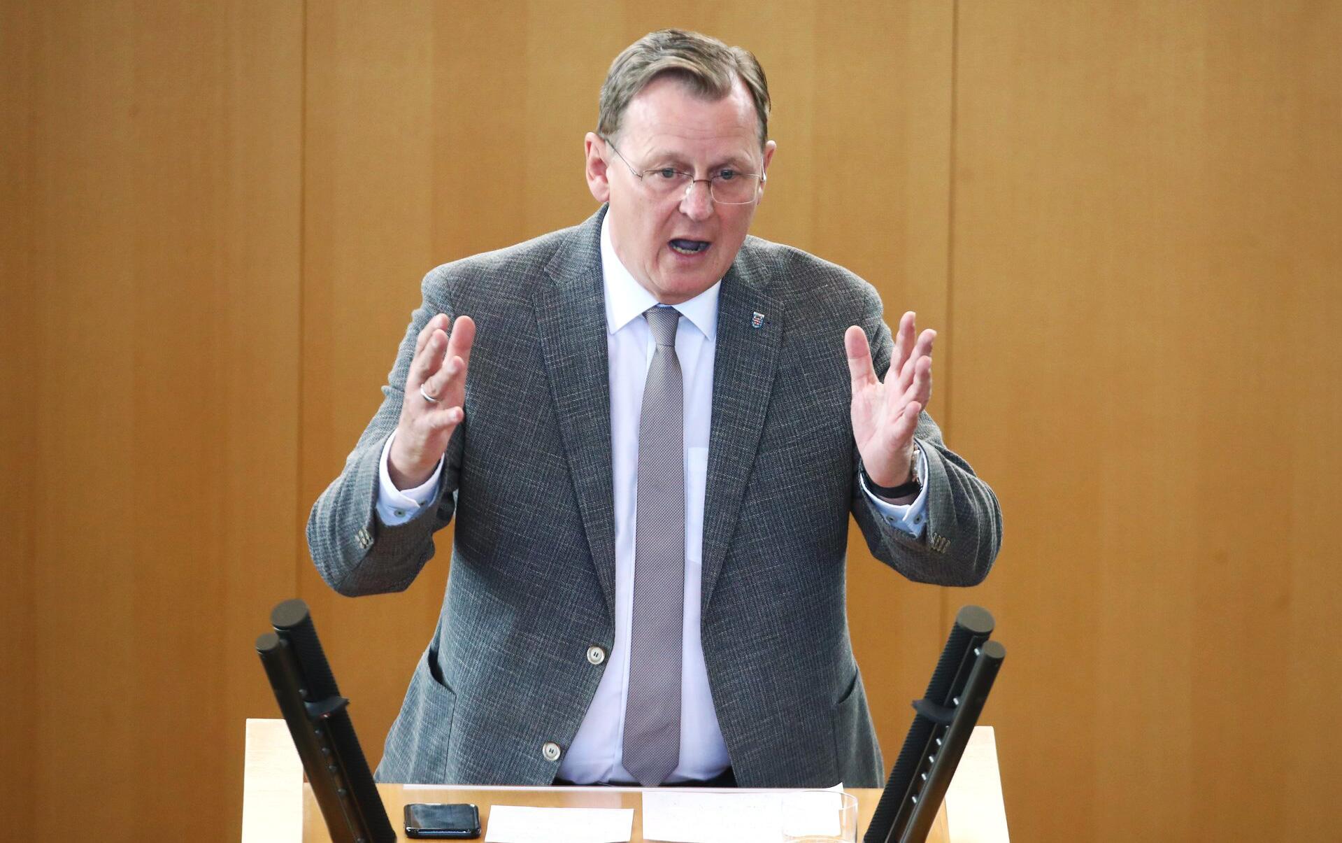 Bild zu Parliament of Thuringia