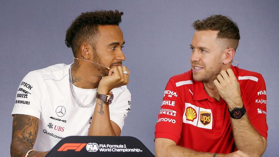 Mercedes flirtet weiter mit Vettel