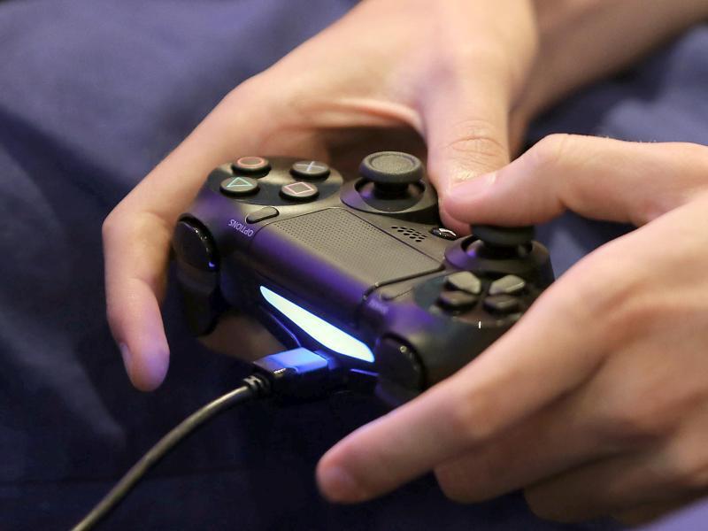 Bild zu Controler für Spielekonsole