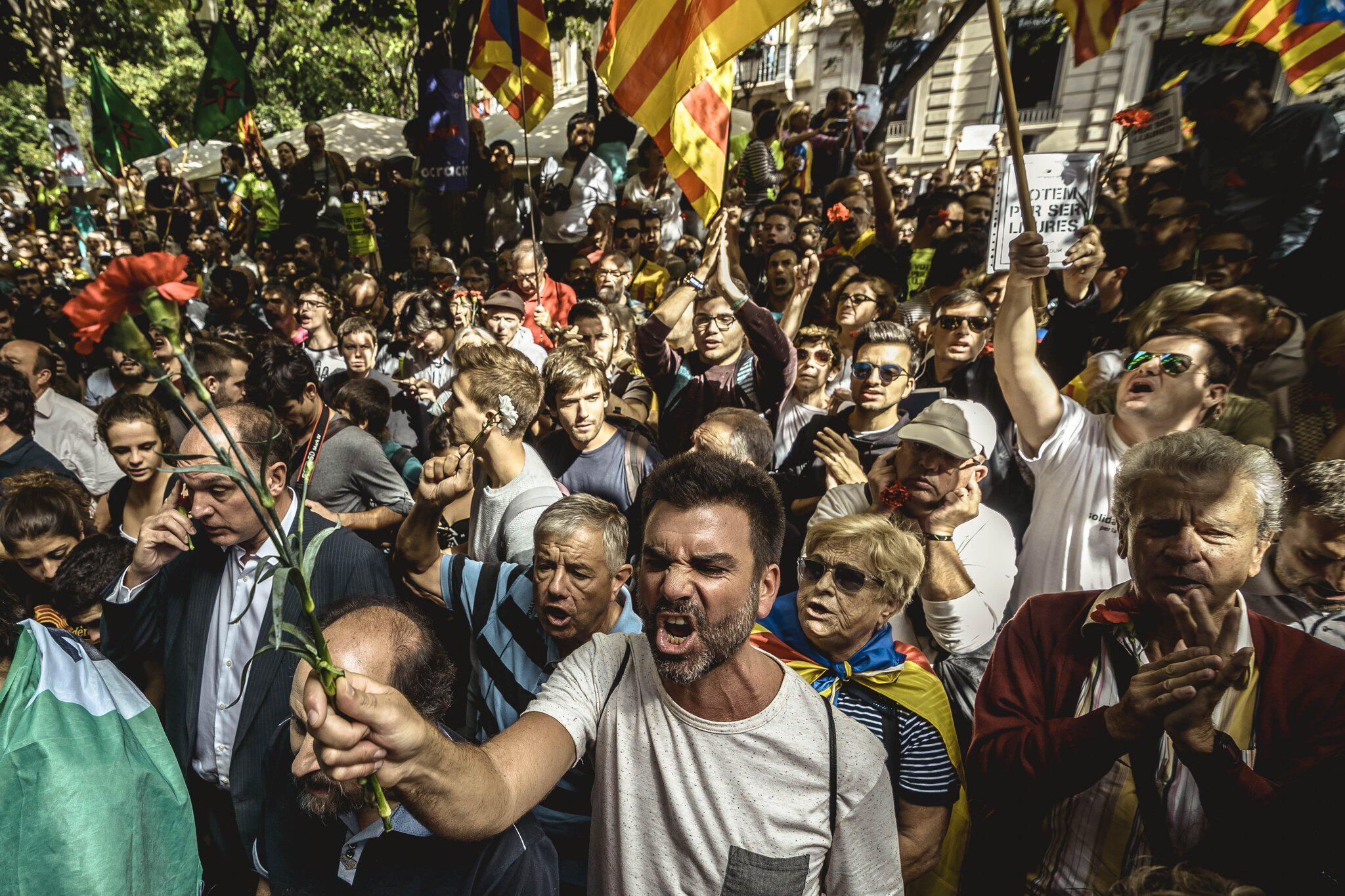 Bild zu Katalonien-Konflikt