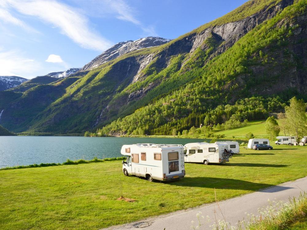 Bild zu Campingurlaub mit dem Wohnmobil