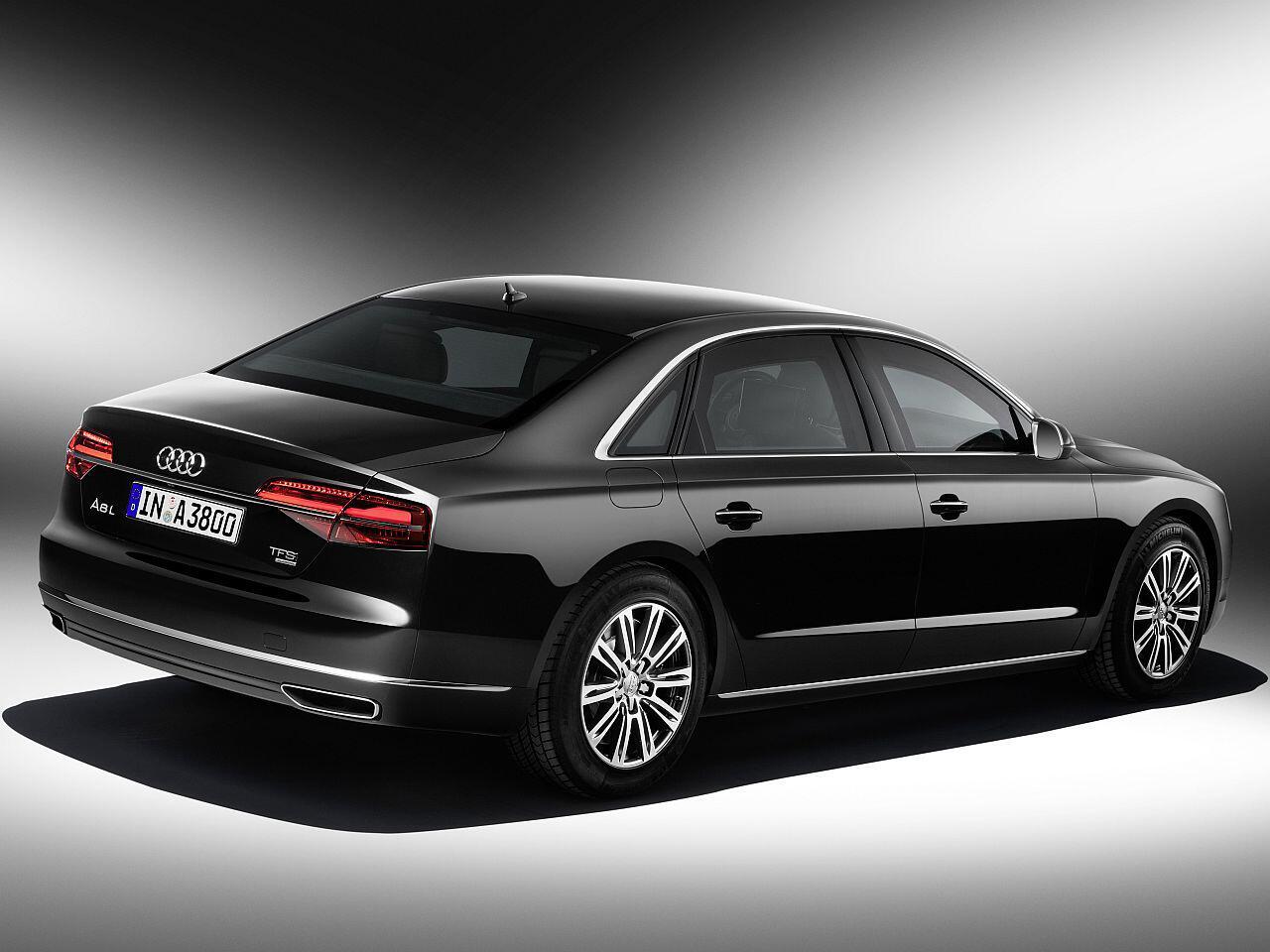 Bild zu Audi A8 L Security