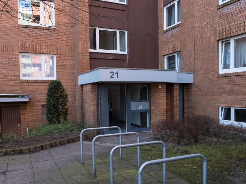 Bild zu Mehrfamilienhaus in Hannover