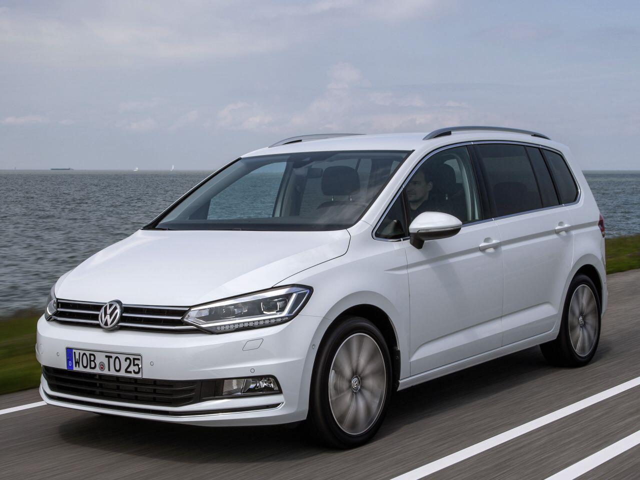 Bild zu Platz 9: VW Touran