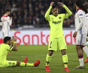 Olympique Lyon - FC Barcelona
