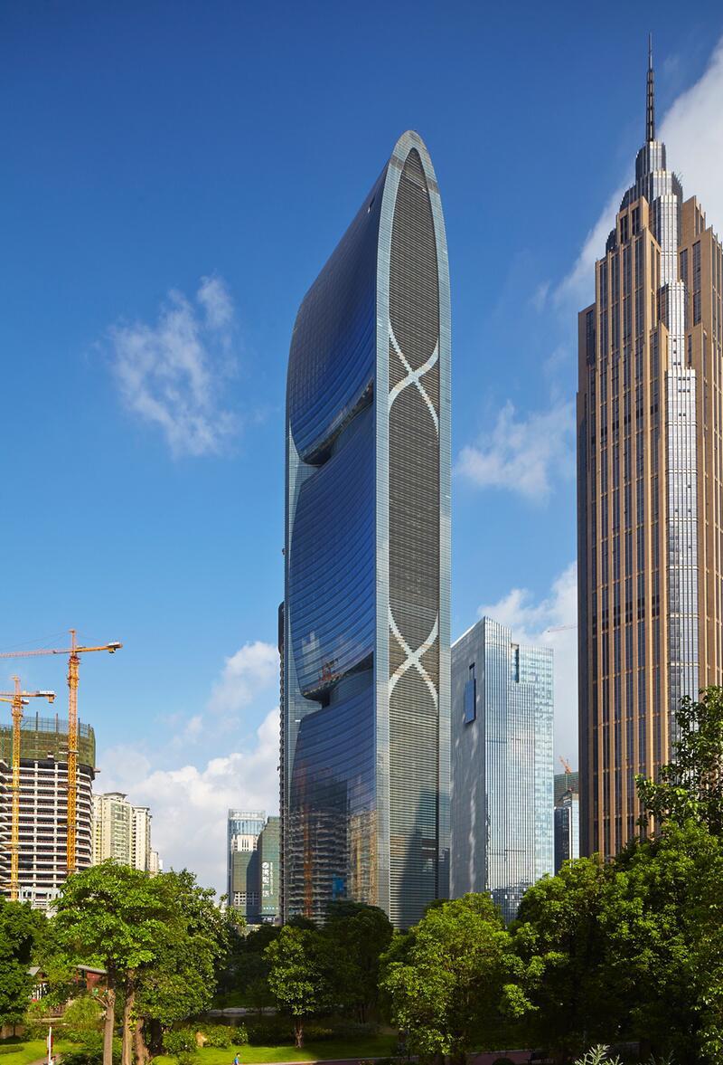 Bild zu Platz 6: Pearl River Tower, Guangzhou, China