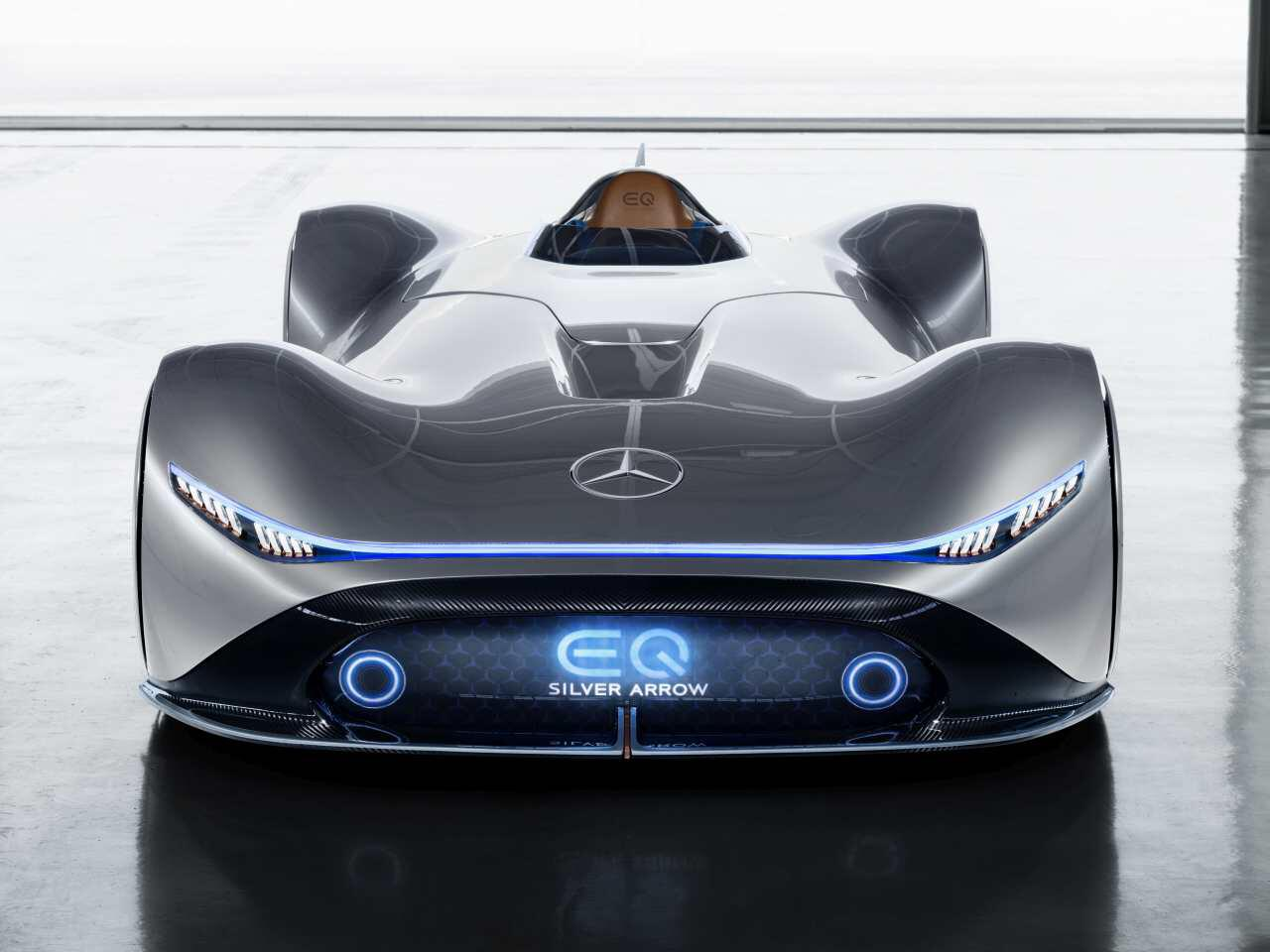 Bild zu Vision EQ Silver Arrow