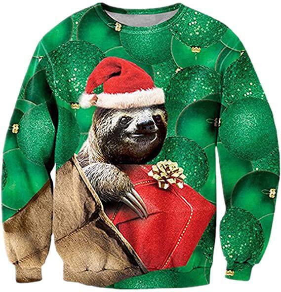 ugly sweater, amazon, alisister