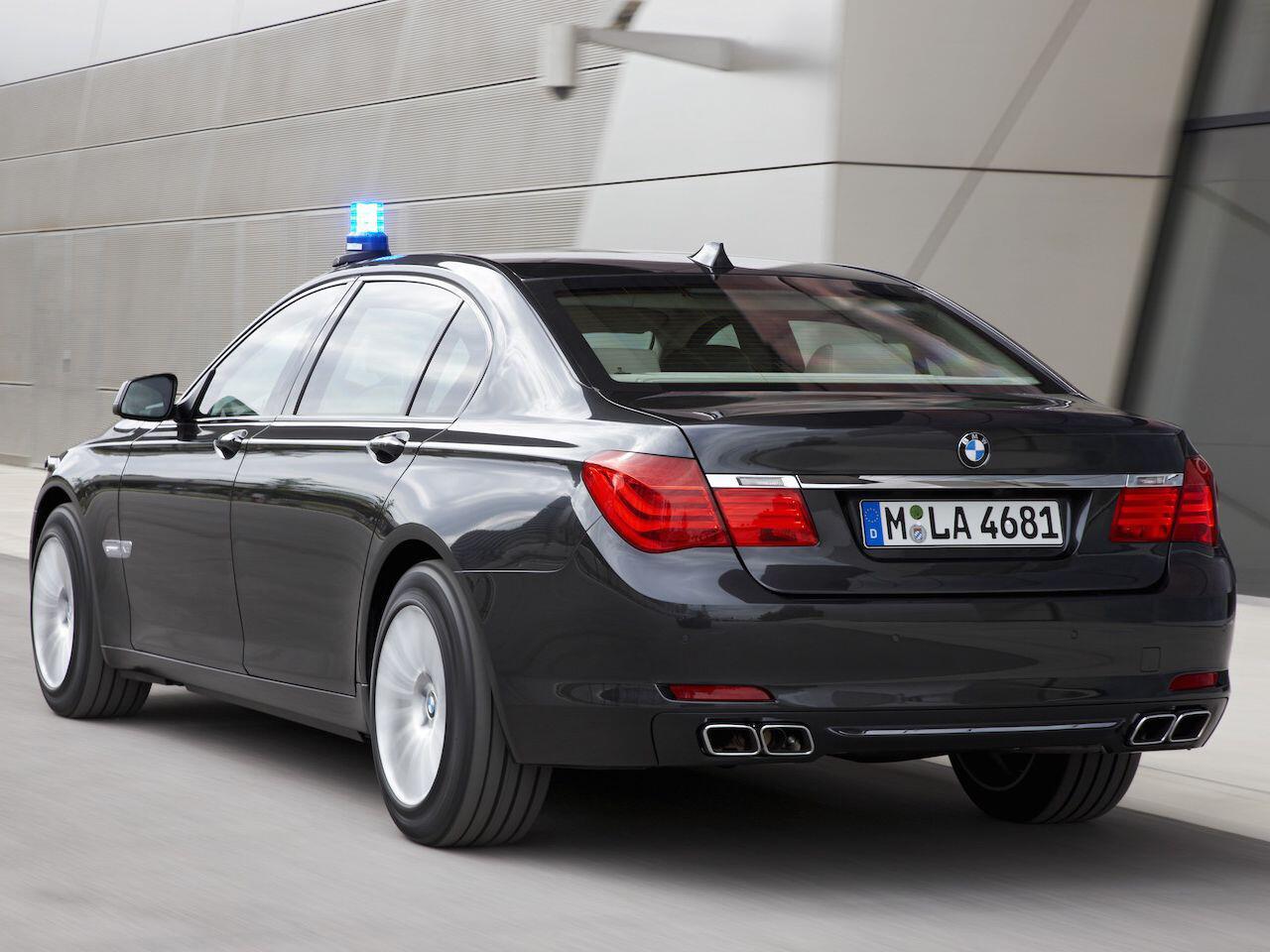 Bild zu BMW 7er Security