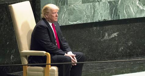 US-Präsident Donald Trump, Iran, UN-Vollversammlung