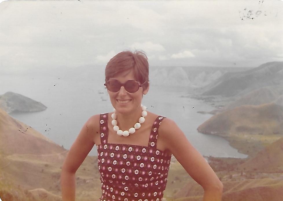Bild zu Angela Kane 1976.