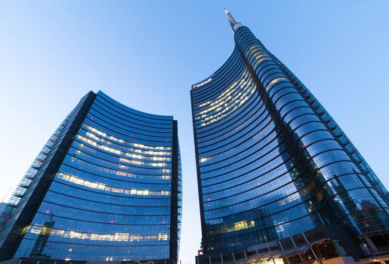 Bild zu Platz 8: UniCredit Tower, Mailand, Italien