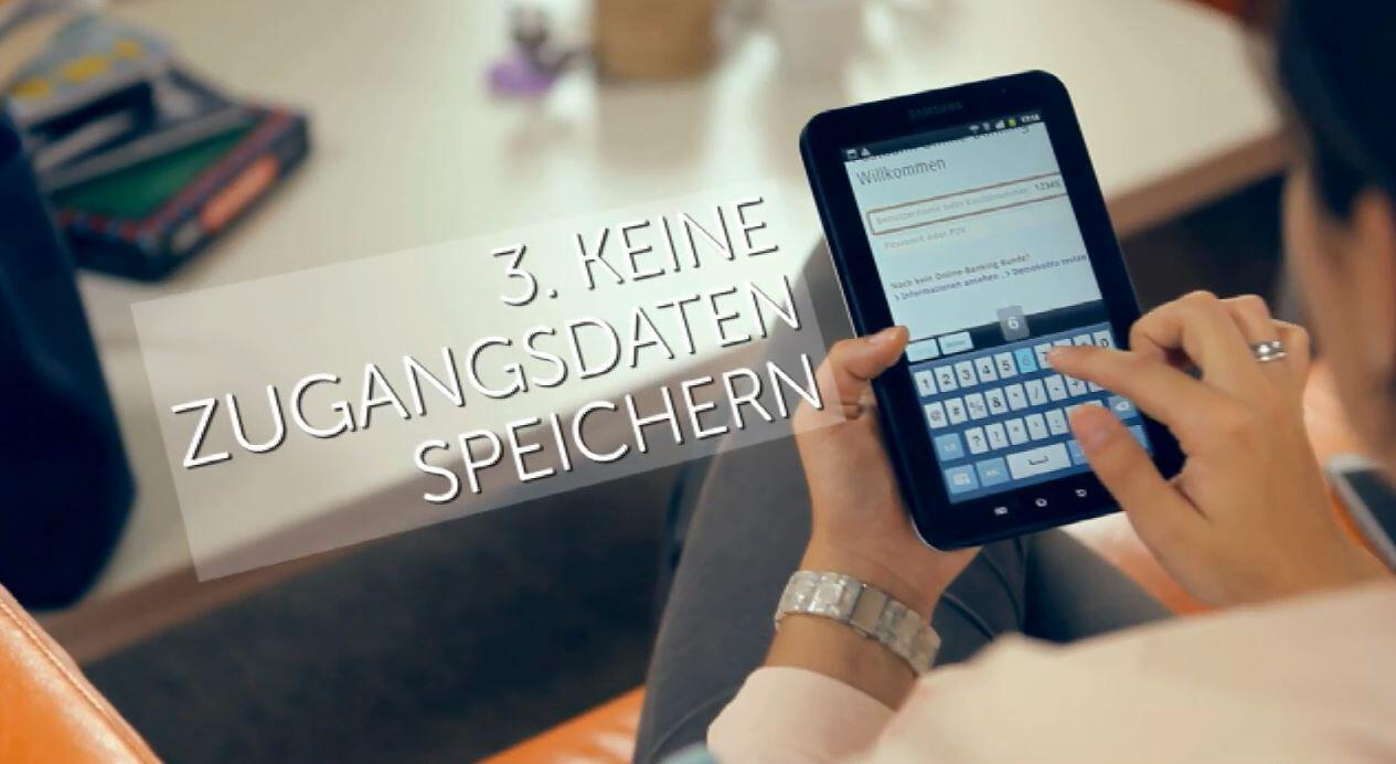 Bild zu Mobiles Banking