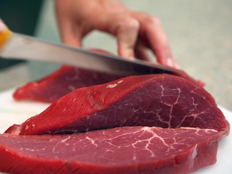 Bild zu Fleisch als Eiweißlieferant