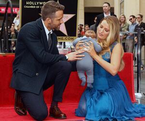 Blake Lively und Ryan Reynolds, Tochter