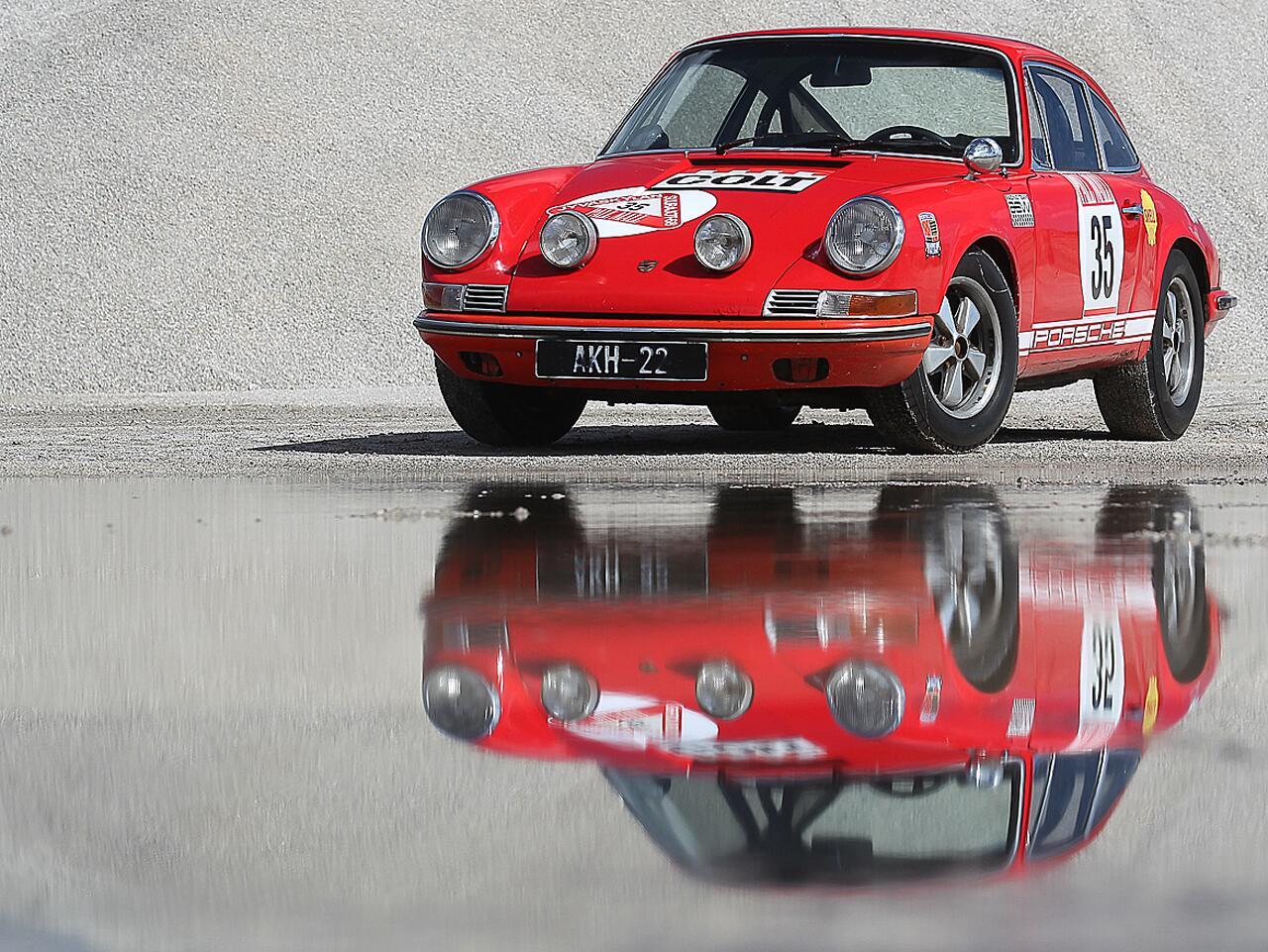 Bild zu 1968 Porsche 911 2,0 L