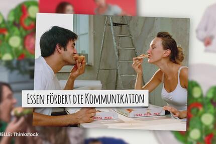 Warum Paare gemeinsam essen