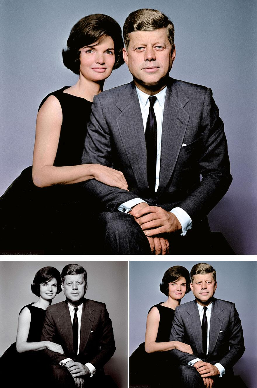 Bild zu Kennedy