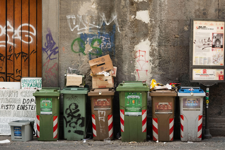 Bild zu Müll Geld sparen