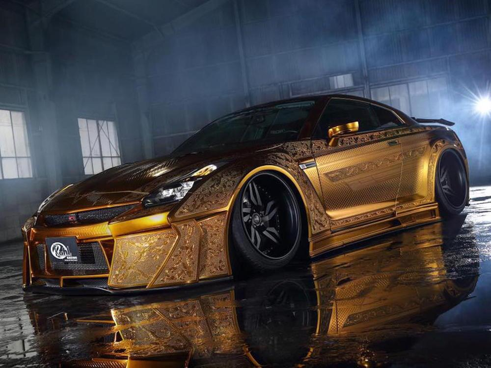 Bild zu Nissan GT-R von Kuhl Racing