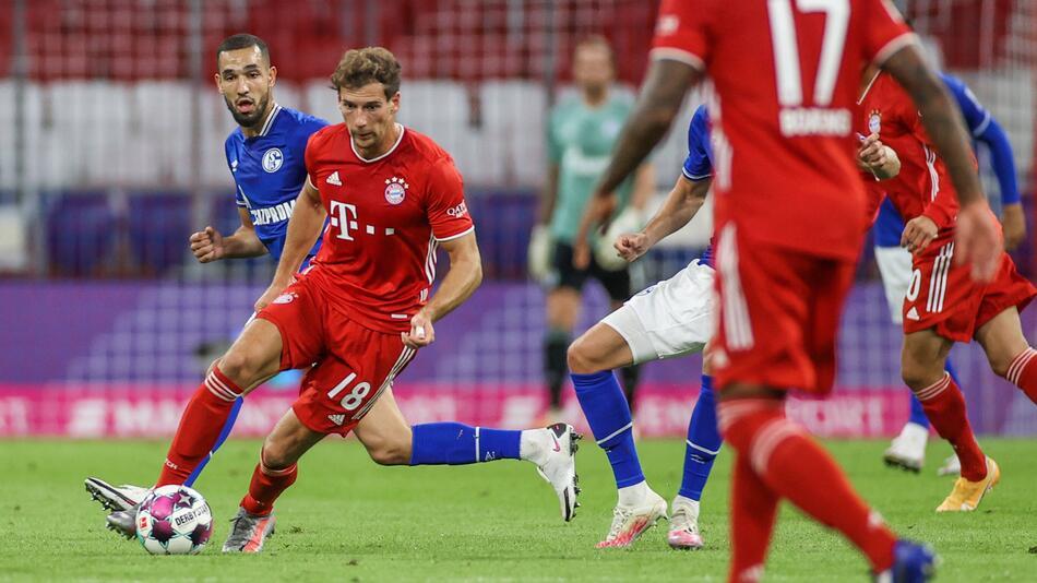 Bayern München, Schalke 04