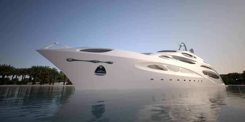 Bild zu Die Yacht