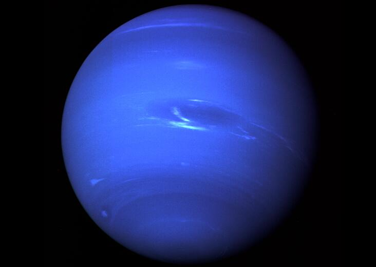 Bild zu Neptun
