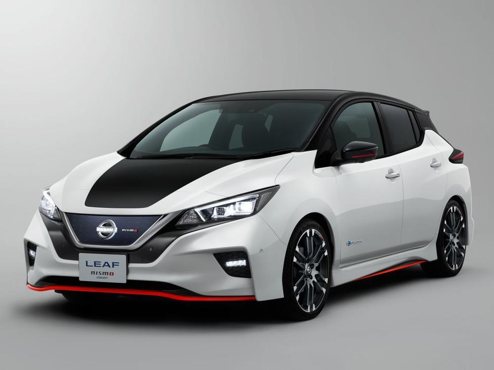 Bild zu Nissan Leaf Nismo