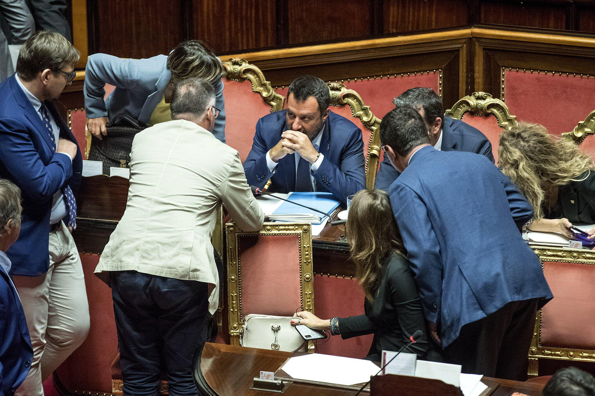 Bild zu Senatssitzung zu Tav in Italien