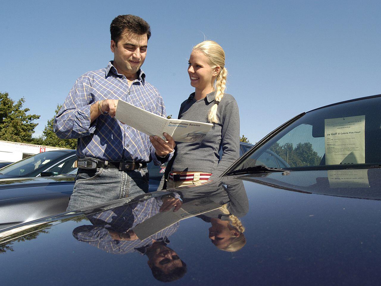 Bild zu Das Gebrauchtwagenleasing hat Vor- und Nachteile