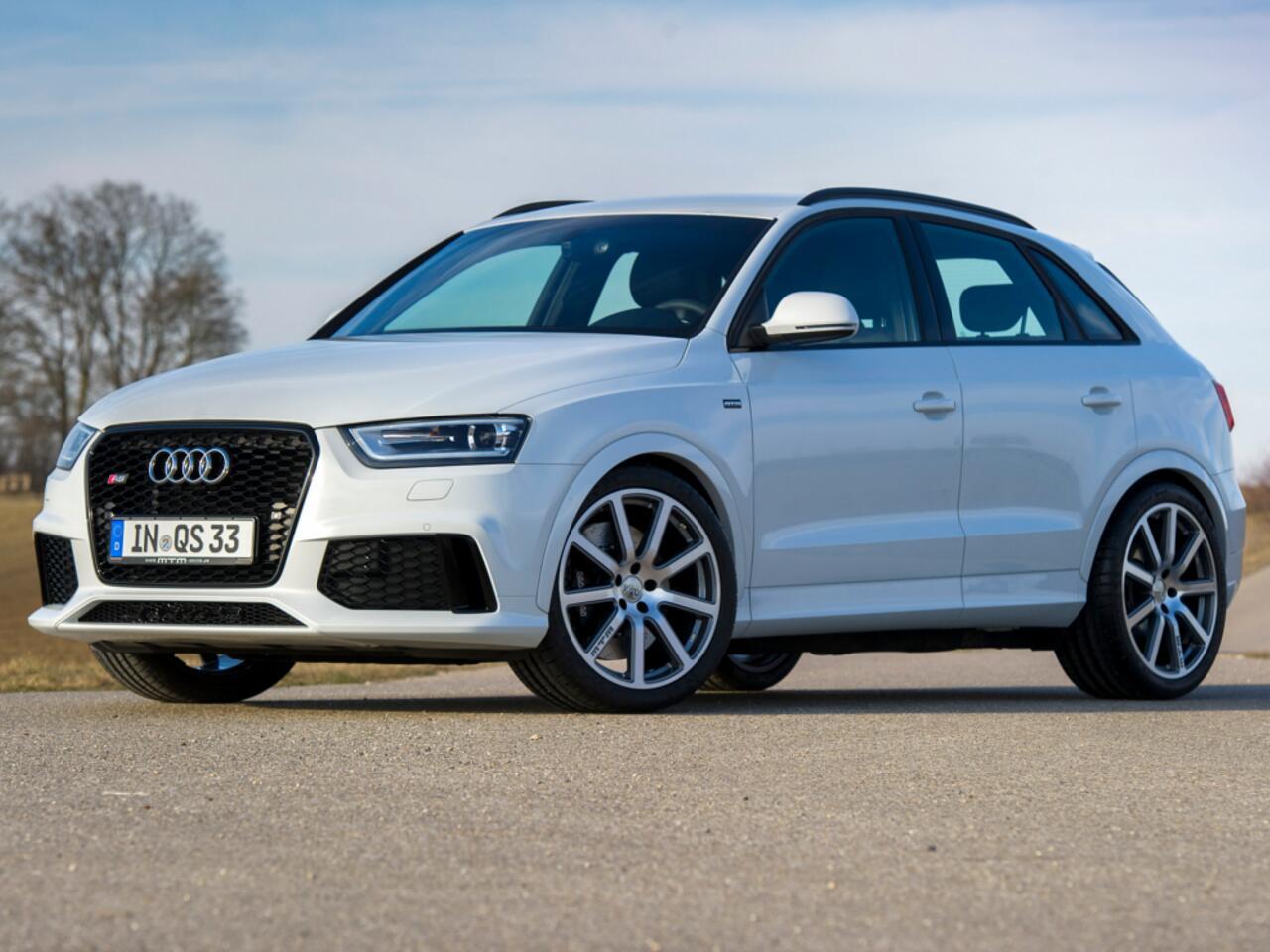 Bild zu Audi RS Q3 von MTM
