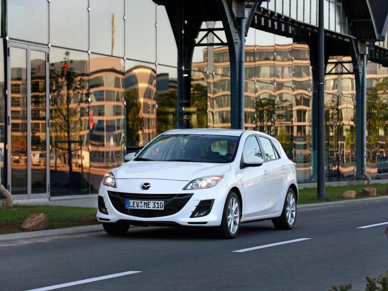 Bild zu Mazda3