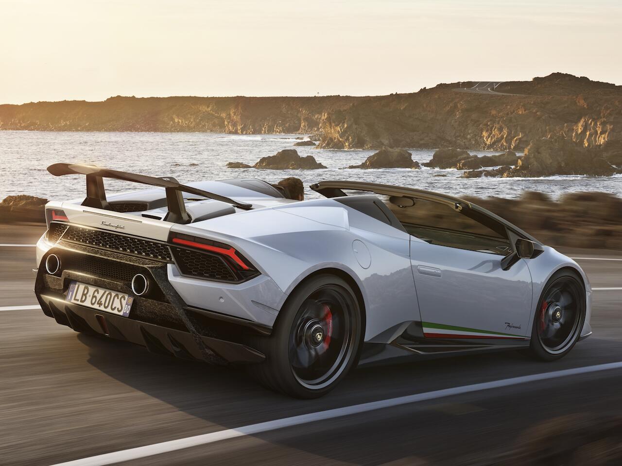 Bild zu Lamborghini Huracán Performante Spyder