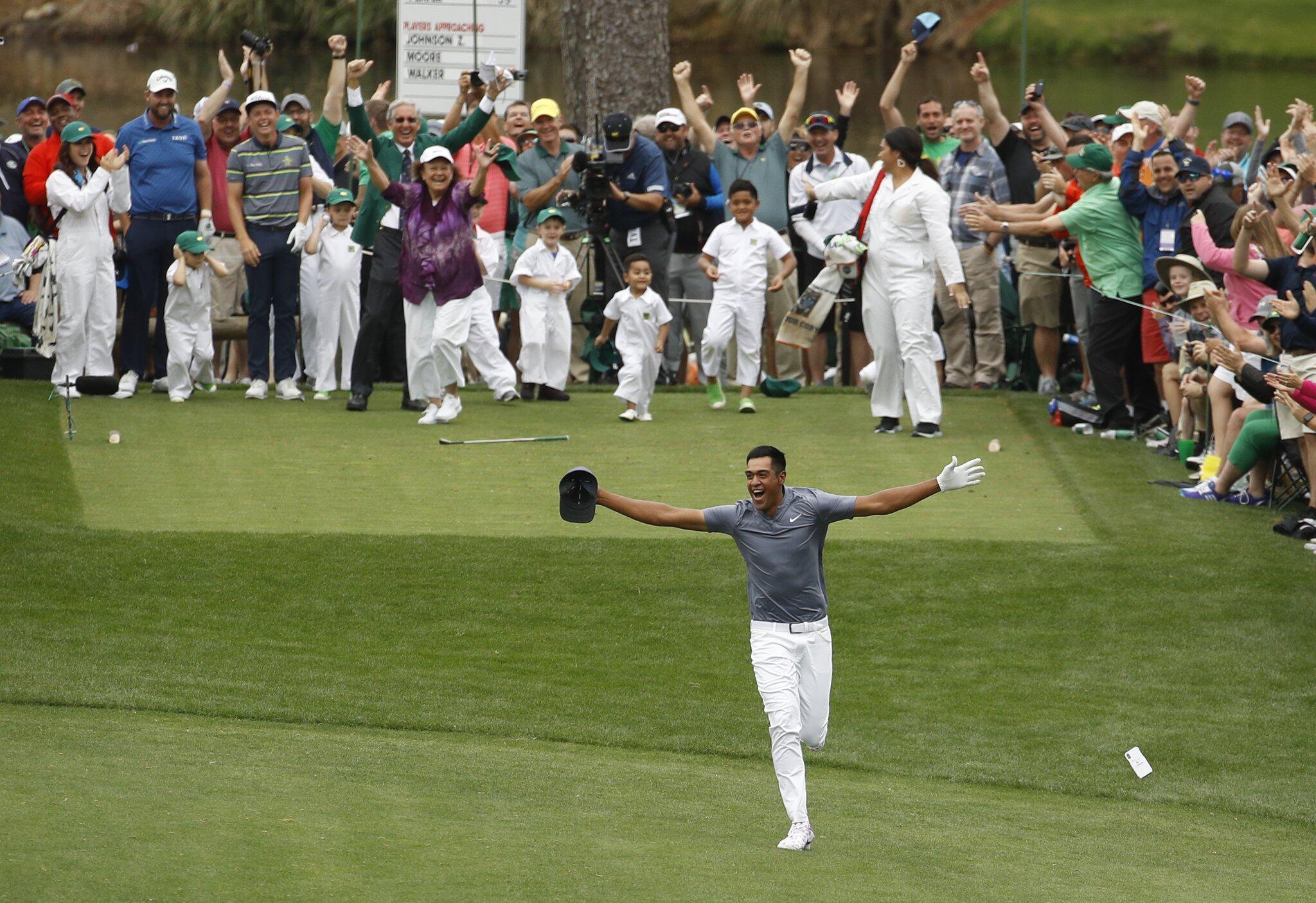 Bild zu US Masters in Augusta