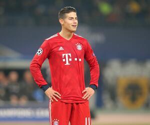 FC Bayern, München, James, Bundesliga, Fußball