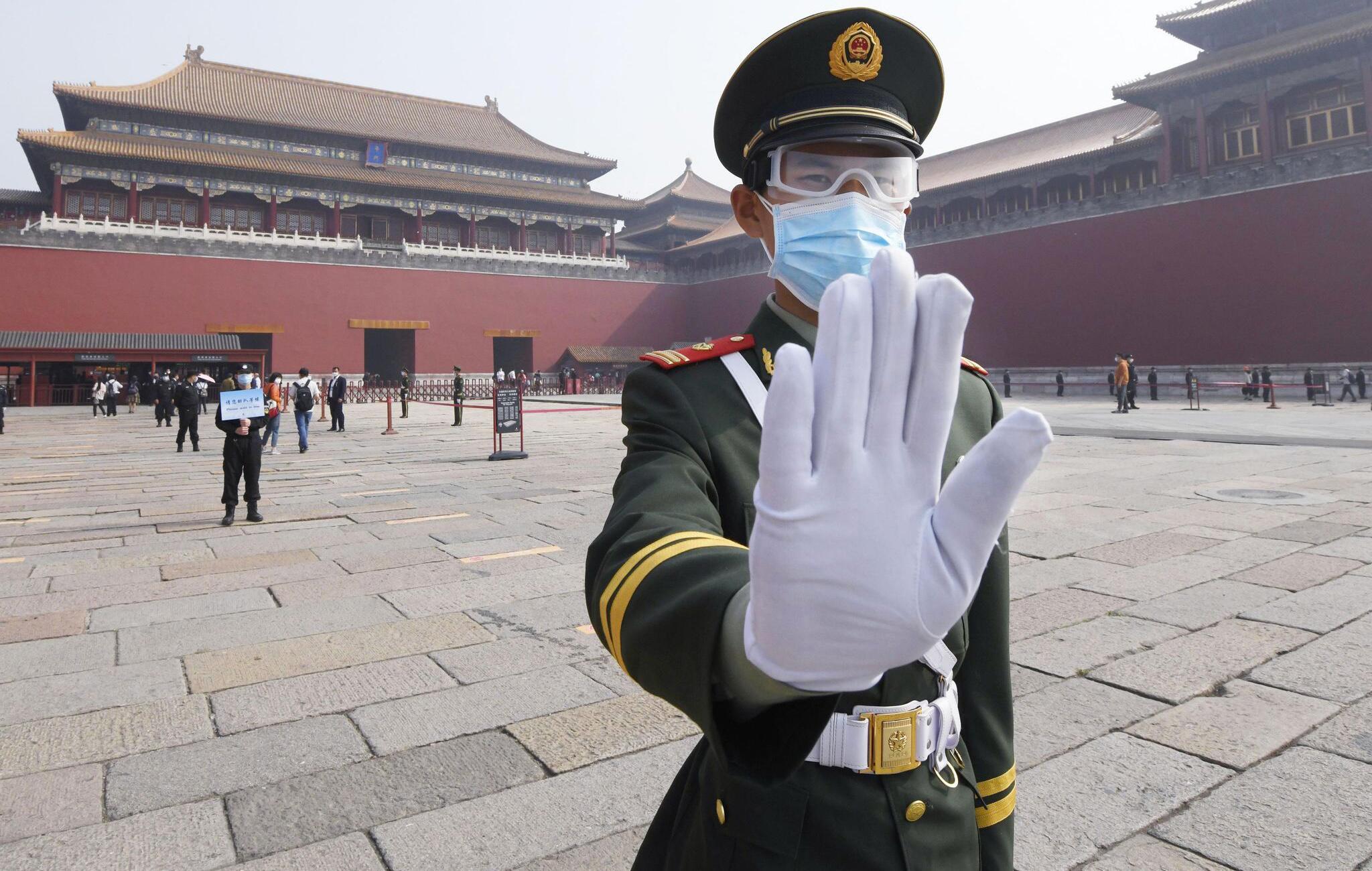 Bild zu China, Coronavirus