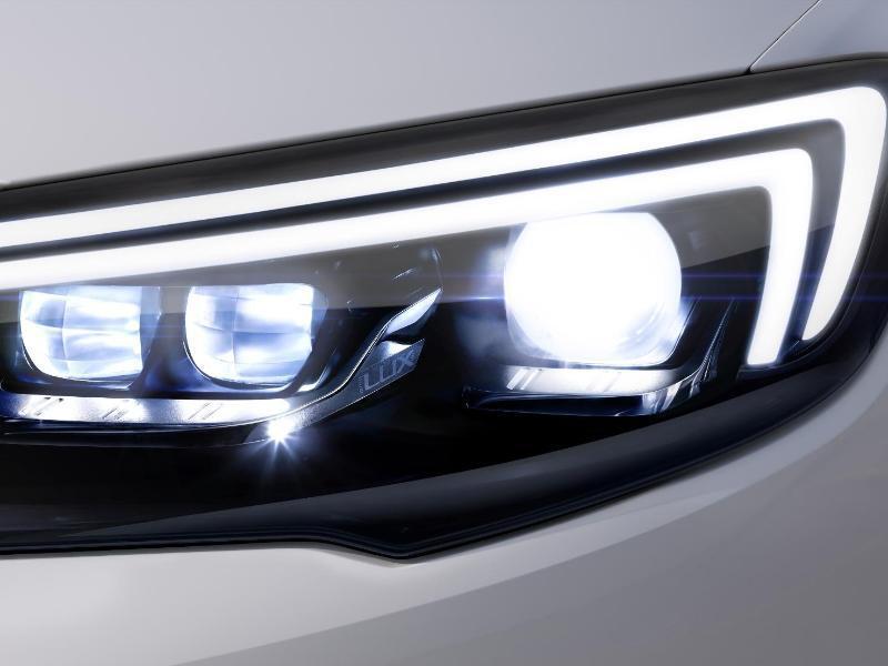 Bild zu Lichtsystem von Opel