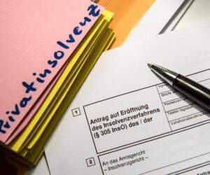Überschuldung und Privatinsolvenz