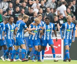Hertha BSC - Borussia Mönchengladbach 4:2