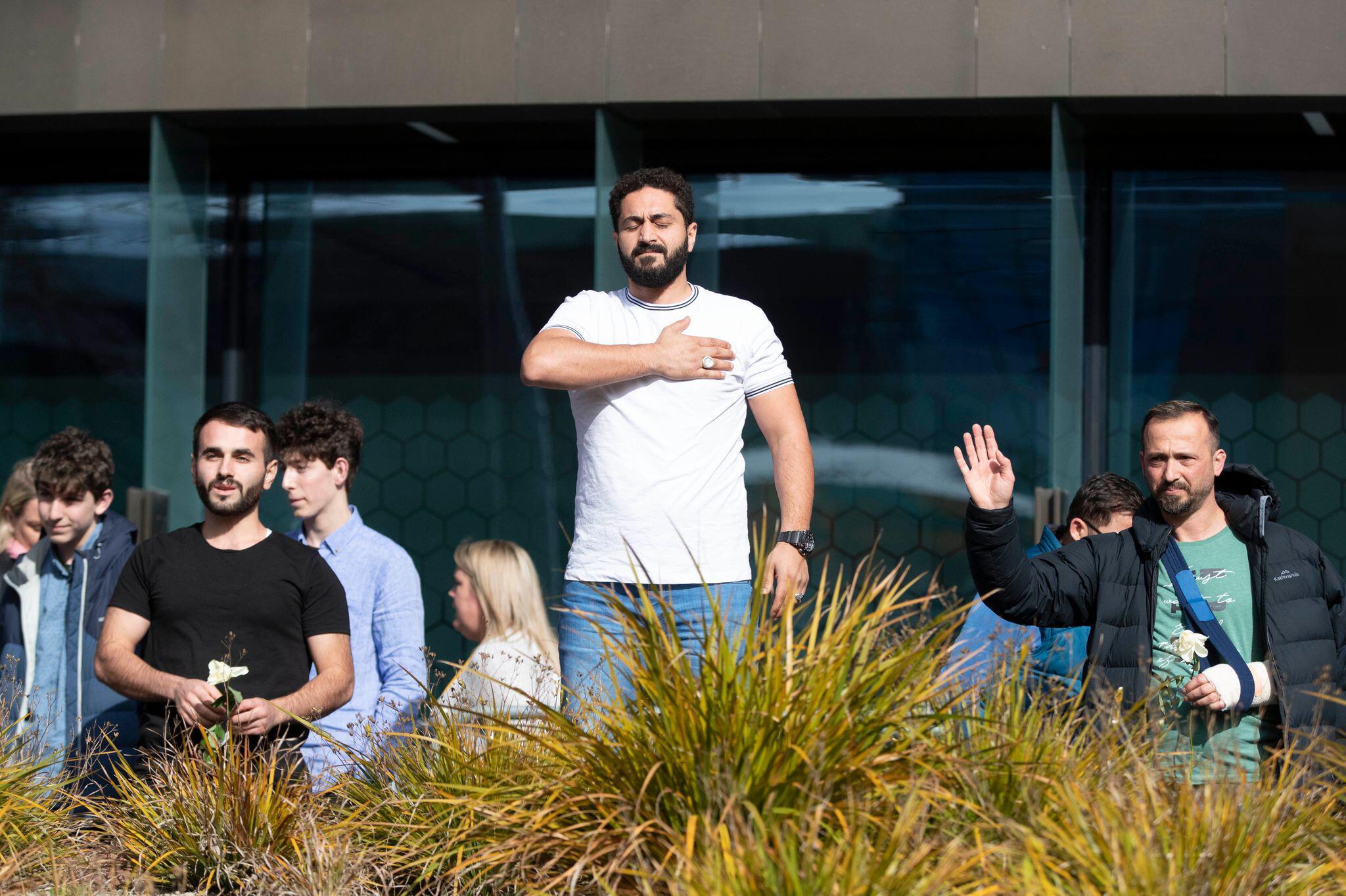 Bild zu Christchurch-Prozess