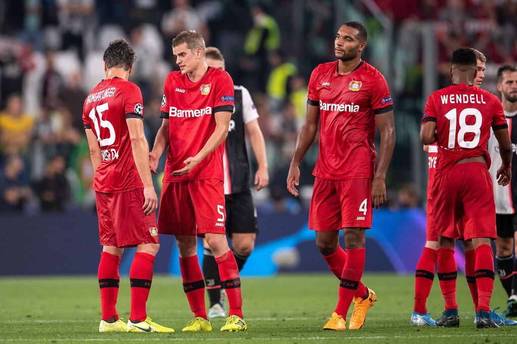 Juventus Turin - Bayer Leverkusen