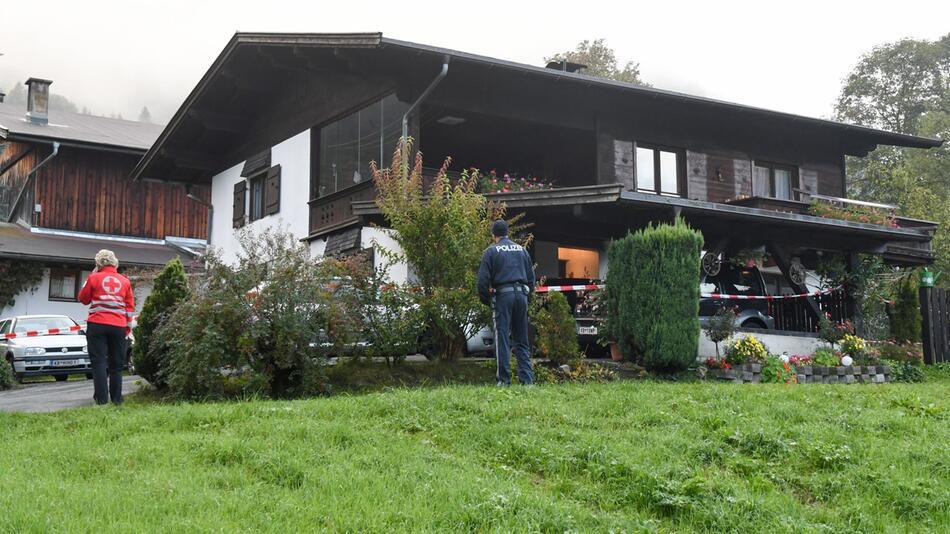 Tötungsdelikt mit fünf Opfern in Österreich